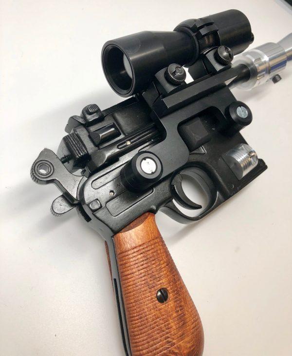 rotj dl44 two scope ring dl44